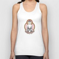 meditation Tank Tops featuring Meditation.  by Lauren Williamson