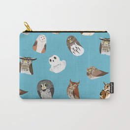 owlsowlsowls Carry-All Pouch