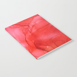 All Red Notebook