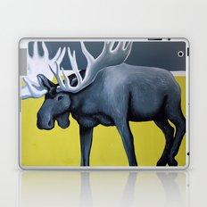 Minimalist Moose Laptop & iPad Skin