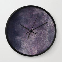 Melancholic Rain Wall Clock