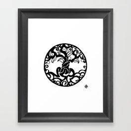 Arbor Vitæ Framed Art Print