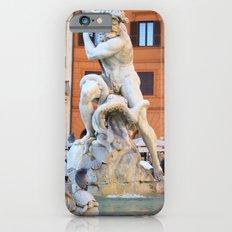 Poseidon - Piazza Navona iPhone 6s Slim Case