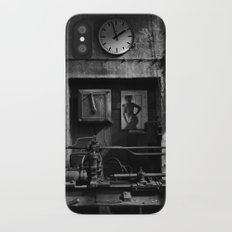 Old Factory 1 Slim Case iPhone X