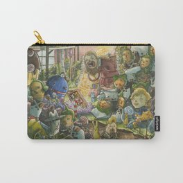 Chocolate Factory Carry-All Pouch