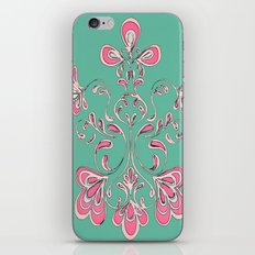 SwirlsIII iPhone & iPod Skin