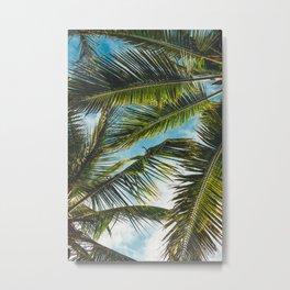 Tropical bliss Metal Print