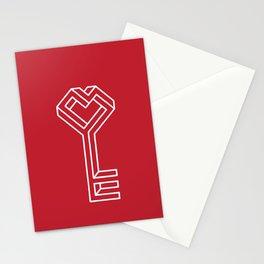 Key to the kingdom Stationery Cards
