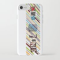 amy pond iPhone & iPod Cases featuring Amy Pond by colleencunha