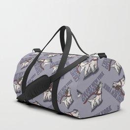 Why Should I Worry? Duffle Bag