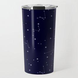 Astres / Stars / Luminary / Night Sky / Stars starry sky Travel Mug