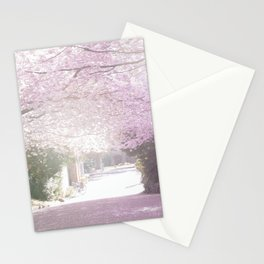 Cherry Blossom Sunday Stationery Cards