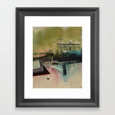 Convergence Framed Art Print
