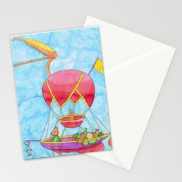Travelling Merchant Stationery Cards