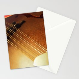 8 string seduction Stationery Cards