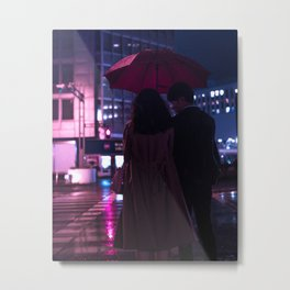 The Valentine Metal Print
