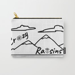 Crazy Raisins Carry-All Pouch