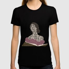 Tessa Gray - Clockwork Angel (old design) T-shirt