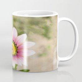 Popping Pink Flower Coffee Mug