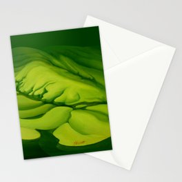 Green, Green ... Stationery Cards