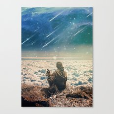 Companion Canvas Print