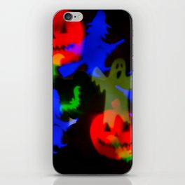 Ghosts And Ghouls iPhone Skin