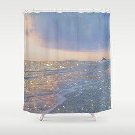 Magic ocean Shower Curtain