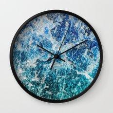 MINERAL MAGIC Wall Clock