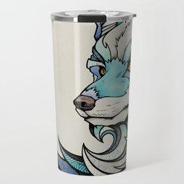 Berlin Fox Travel Mug