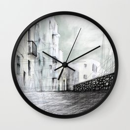 Tramontana Walls Wall Clock