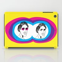 virginia iPad Cases featuring Virginia Woolf by Mohac