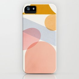 Abstraction_Home_Sweet_Home iPhone Case