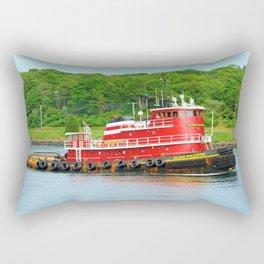Tug Time Rectangular Pillow