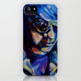 Kane iPhone Case