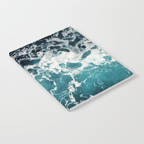 Churning Water Notebook