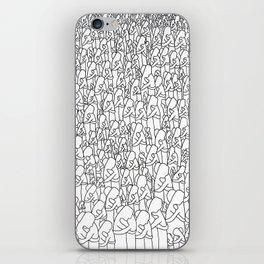 Hug iPhone Skin