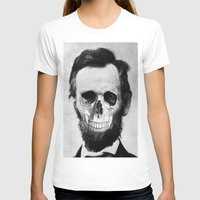 lincoln T-shirts featuring Lincoln by JoolySalas