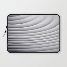Soundwaves Laptop Sleeve