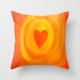 I  Embrace MY LOVE Throw Pillow