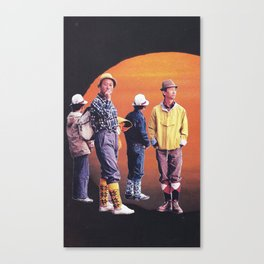 Benefit for Japan Canvas Print