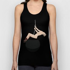 Miley Cyrus - Wrecking Ball Unisex Tank Top
