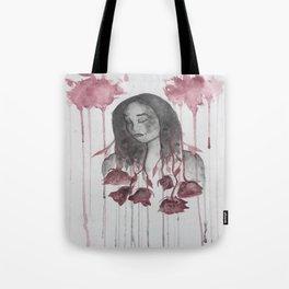 The Sharpest Rose Tote Bag
