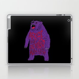 Arise and Devour Much Flesh Laptop & iPad Skin
