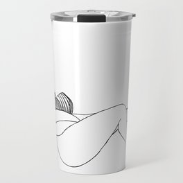 Lady Kauffman Travel Mug