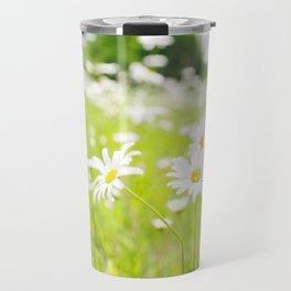 Daisy Meadow Travel Mug