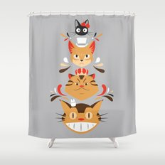 Studio Kitty Shower Curtain