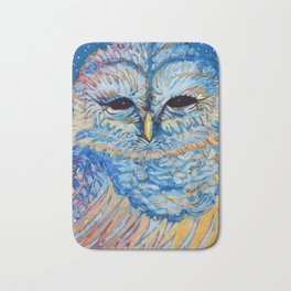 Magic Owl Bath Mat