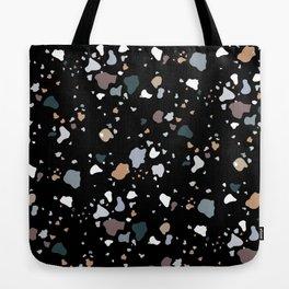 Black Liquorice Tote Bag