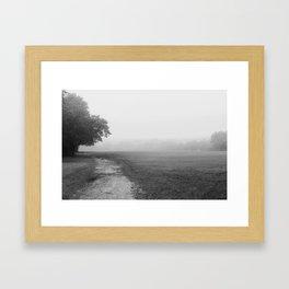 Effluvium Framed Art Print