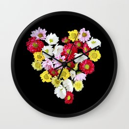 Bunch of Love  Wall Clock